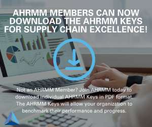 ahrmm members can now download ahrmm keys for supply chain excellence