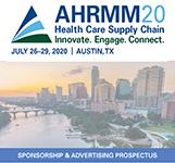 AHRMM20 Sponsorship Prospectus