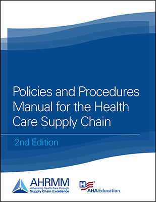 Policies and Procedures Manual (cover)